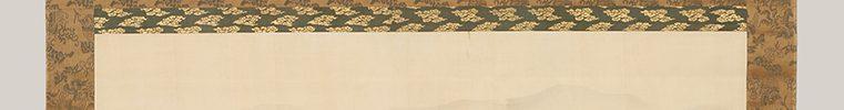 淀川秋景図