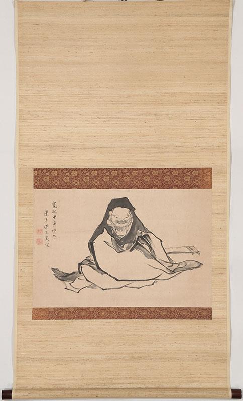 愈伯牙図(寛政6年)