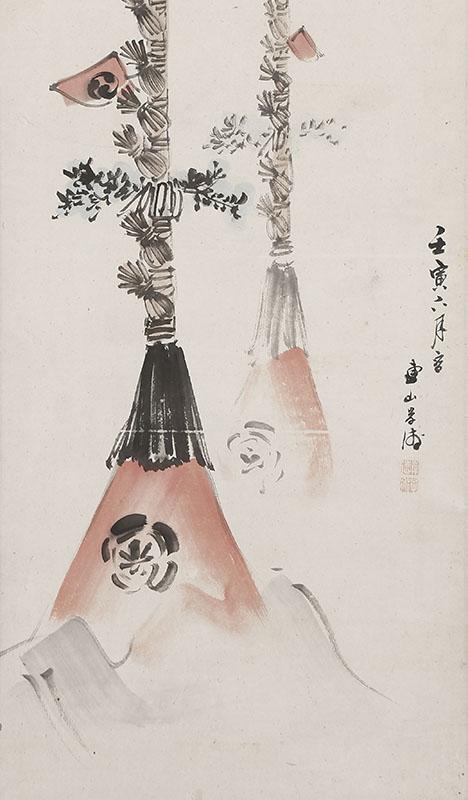 祇園祭図(天保13年)