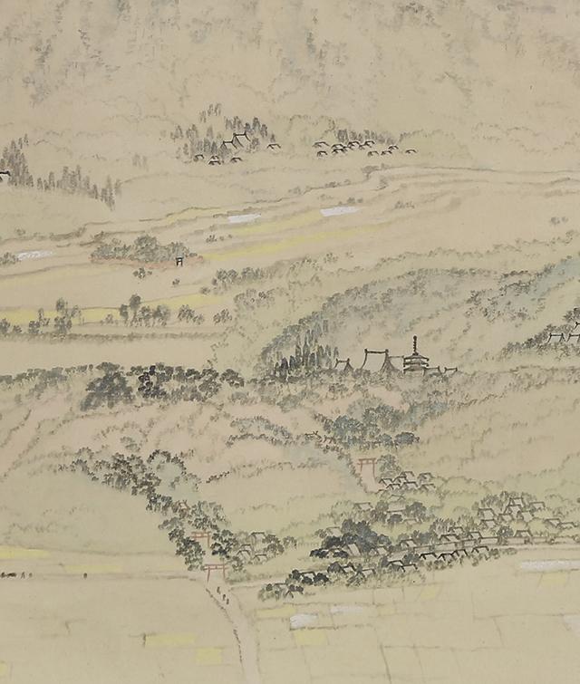 大文字(吉田村浄土寺村)
