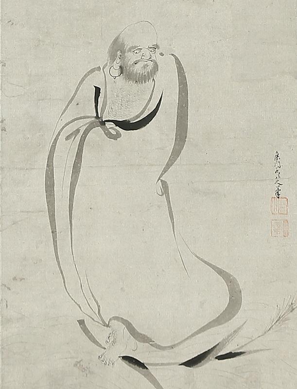 初祖達磨大師
