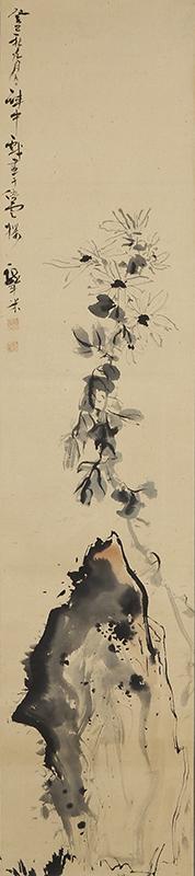 重陽風物図(天保4年9月9日)