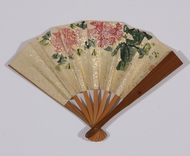 Set of Seven Small Fans