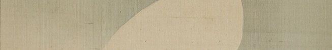 月下双鹿之図