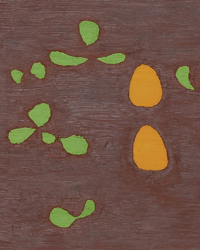 小松菜と茸