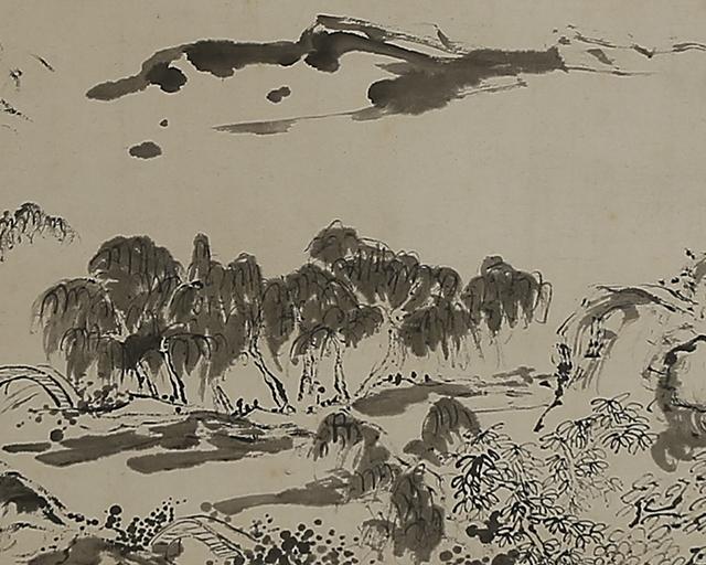 西湖図(文化13年)