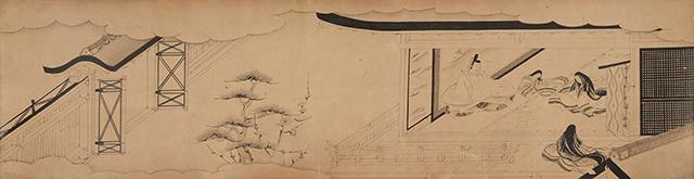 The Tale of Genji (Plum Tree)